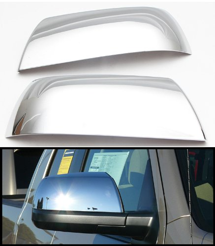 MaxMate 07-14 Toyota Tundra Chrome Top Half Mirror Cover Coupon 2015