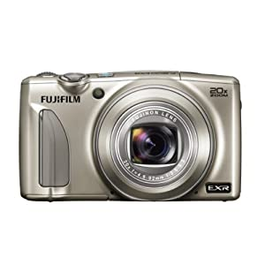 Fujifilm FinePix F900EXR 16MP Digital Camera with 3-Inch LCD (Champagne gold)