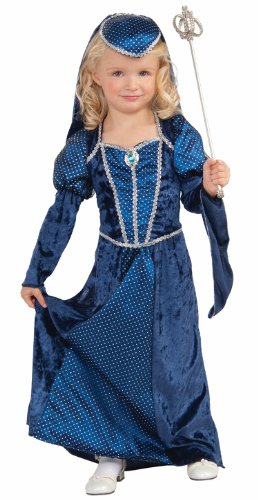 Girls Maid Marion Princess Costume