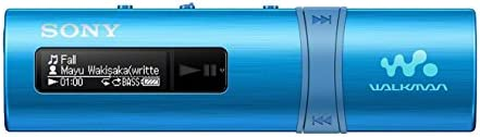Sony NWZ-B183 4GB USB Style MP3 Player - Blue