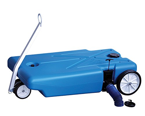 Barker (27844) 4-Wheeler Tote Tank - 32 Gallon Capacity (Portable Waste Tank For Camping compare prices)