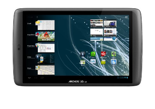 Archos 501870 Gen9 10.1 Inch Tablet (Ram 512Mb, Memory 8Gb, Android 3.2) - Upgradeable To Android 4.0 / Ice Cream Sandwich