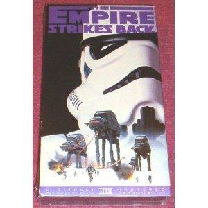 Star Wars V: The Empire Strikes Back [VHS] [Import]