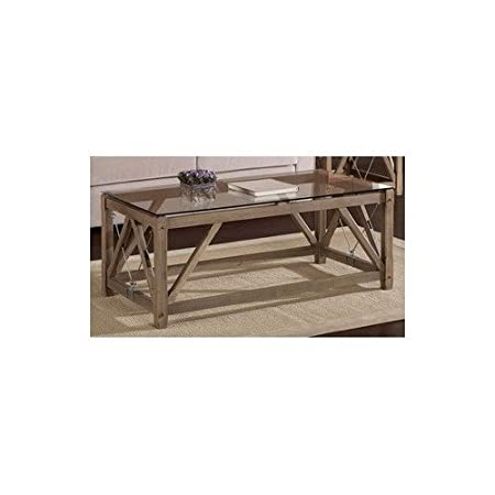 Cable Coffee Table