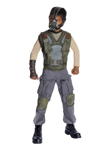 Bane Child Costume Dlx Lg Kids Boys Costume