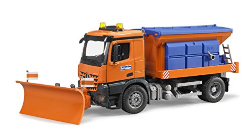 Bruder MB Arocs Snow Plow Truck (Snow Plow For Truck compare prices)