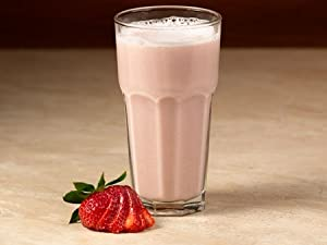 Medifast Strawberry Shake (1 Box = 7 Meals) NEW Flavor