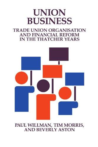 Union Business Paperback