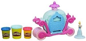 Play doh carroza m gica cenicienta hasbro a6070e24 - Carroza cenicienta juguete ...