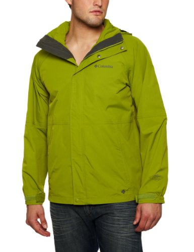 Columbia Men's Classico III Omni-Tech Jacket - Grasshopper (MHW), Medium