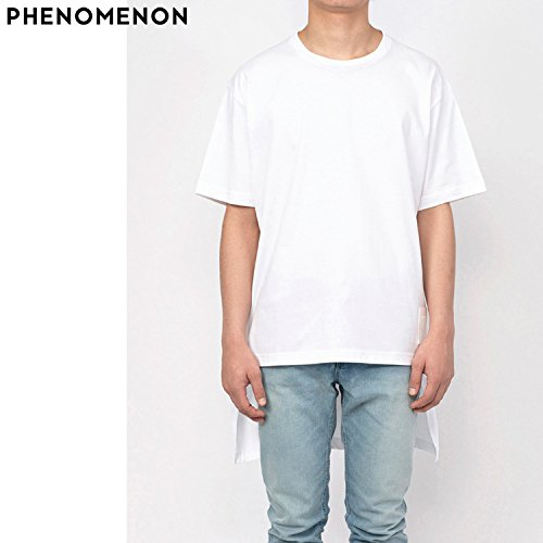 PHENOMENON フェノメノン LONGTAIL TEE / WHITE [PM16SSE03903]|L