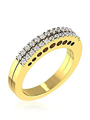 Friendly Diamonds Anillo FDR2000Y (Oro Amarillo)