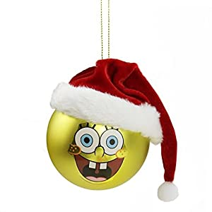 "Amazon.com - 4.25"" Spongebob Squarepants Shatterproof ..."
