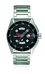Fastrack Black Magic Analog Black Dial Mens Watch - NE3089SM03