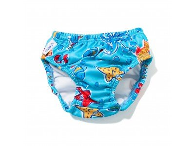 Finis Swim Octopus Blue X- Small Diaper