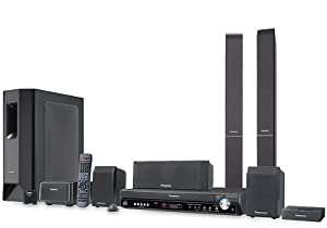 Panasonic SC-PT950 Deluxe 5 DVD Home Theater System (Discontinued by Manufacturer)
