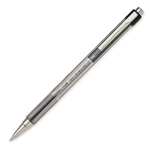Pilot Better Retractable Ballpoint Pen, Black