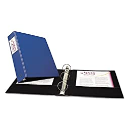 Economy Round Ring Reference Binder, 2\