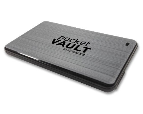 MyDigitalSSD 512GB PocketVault SuperSpeed USB