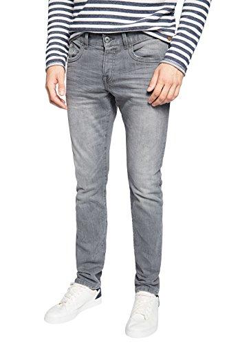 edc by ESPRIT Slim Fit 025CC2B024, Jeans Uomo, Grigio (Grey Light Wash), 44 IT (Taglia Produttore: 30W/32L)