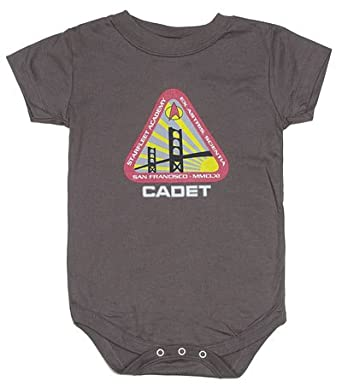 Star Trek geek onesie
