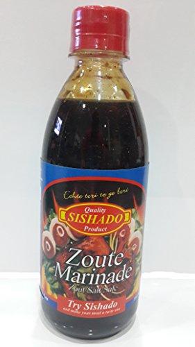 Exotic Sishado Marinade-Salt 12Fl.Oz