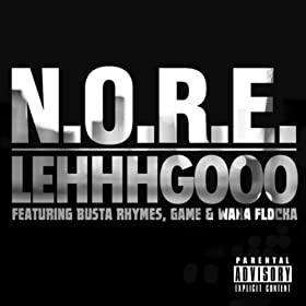Lehhhgooo (Feat. Busta Rhymes, Game & Waka Flocka) - Single [Explicit]