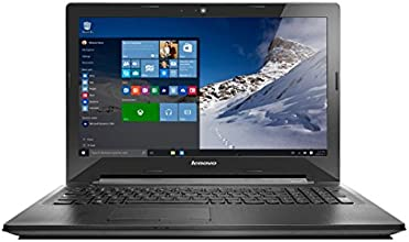 "Lenovo G50-80(HSW) - Ordenador portátil de 15.6"" (Intel Core i3-4005U, 4 GB de RAM, 1 TB de disco duro, Windows 8.1) color negro - Teclado QWERTY Español"