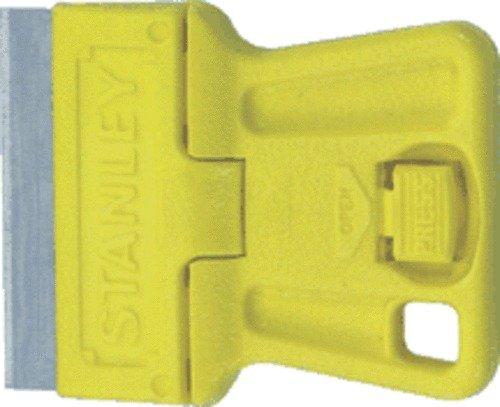 "Stanley 1-3/16"" High Visibility Mini-Razor Blade Scraper 28-100 HAND TOOLS NEW"