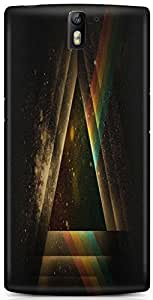 Sand Dunes Designer Printed Hard Back Case cover for One Plus One
