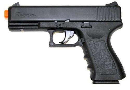 WinGun 104 G17 Gas Airsoft Gun Pistol