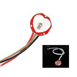 AsiaWill XD-58C Pulsesensor Pulse / Heart Rate Sensor for Arduino