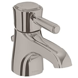 Guinevere 1.5 GPM Single Handle Bathroom Faucet with Valve Finish, Brushed Nickel