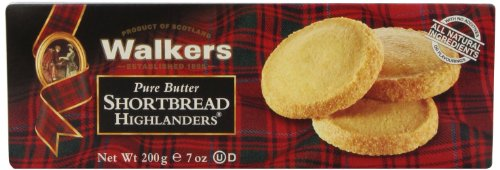 Walkers Highlander Shortbread, 200gm