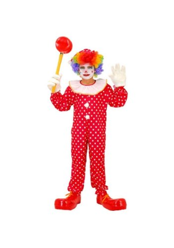 Deluxe Clown Costume, Child