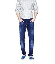 Jogur Dk Indigo Color Fashion Jeans For Men