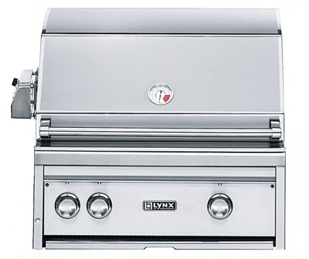"L27PSR-2-NG 27"" Built-in Natural Gas Grill with"