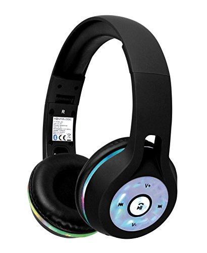 SoundLogic BTHP002S Bluetooth Headphones