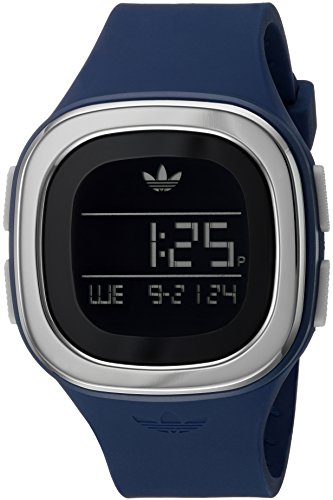 adidas-Womens-Denver-Quartz-Plastic-and-Silicone-Casual-Watch-ColorBlue-Model-ADH3139