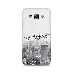Ebby Wanderlust Premium Printed Case For Samsung Grand 3 G7200