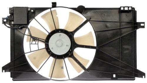 Dorman 621-075 Dual Fan Assembly for Mazda 5