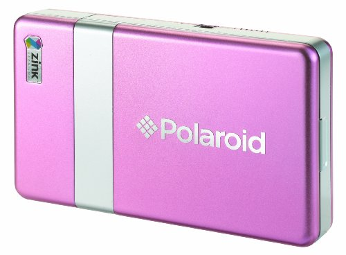 Polaroid Pogo Cza-10011P Instant Mobile Printer (Pink)