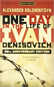 dehumanization of ivan denisovich One day in the life of ivan denisovich is a novel written by aleksandr  work  camp and a moving tribute to man's will to prevail over relentless dehumanization.