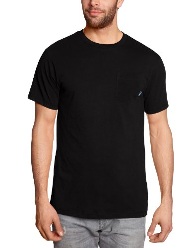 Vans - M Everyday Pocket T-shirt da Uomo, Colore Nero (Black), Taglia Small