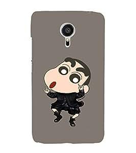EPICCASE Dancing Ching Shang Mobile Back Case Cover For Meizu MX 5 (Designer Case)