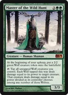 Magic: the Gathering - Master of the Wild Hunt - Magic 2010 (Master Of The Hunt Mtg compare prices)
