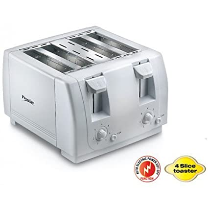 Prestige PPTPD Jumbo 4 Slice Pop Up Toaster