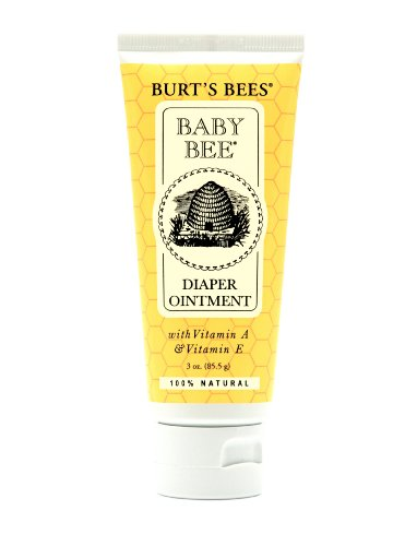 Burt's Bees Baby Bee Diaper Ointment, 3-Ounce Tubes (Pack of 2) - 1