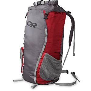 Outdoor Research Drycomp Summit Sack (Chili, One Size)