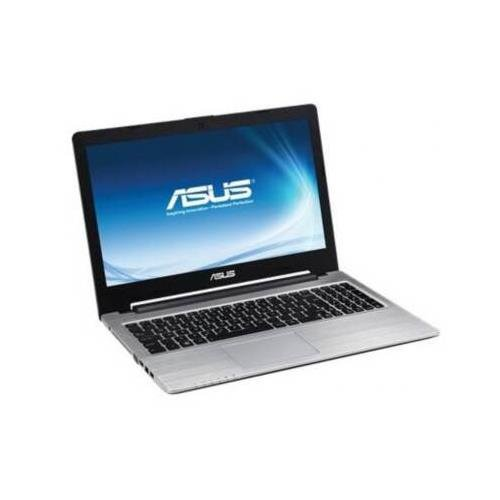 ASUS S56CA-DH51 15.6 HD Notebook Intel Core i5-3317U 1.7GHz 6GB DDR3 750GB HDD + 24GB SSD DVD-Author Intel GMA HD Windows 8 Home Premium 64-bit Jet